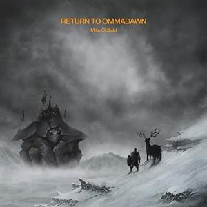 Mike Oldfield Return To Ommadawn album cover