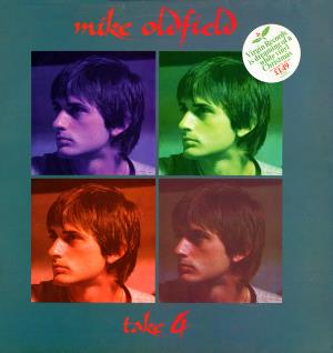 Mike Oldfield - Take 4 CD (album) cover