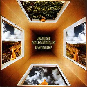Mike Oldfield - Mike Oldfield - Boxed CD (album) cover