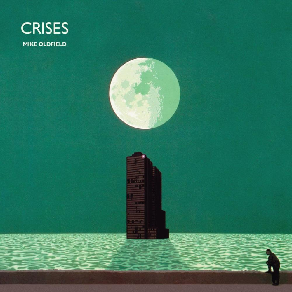 Mike Oldfield Crises album cover