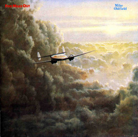 Mike Oldfield Five Miles Out album cover