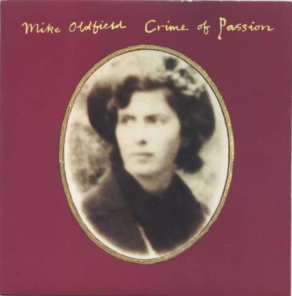 Mike Oldfield - Crime of Passion CD (album) cover