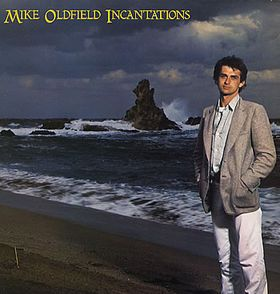 Mike Oldfield Incantations album cover