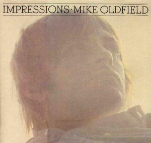 Mike Oldfield - Impressions CD (album) cover