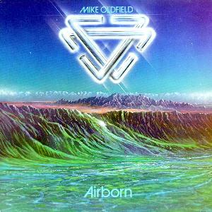 Mike Oldfield Airborn album cover
