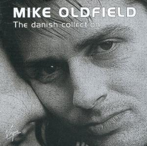 Mike Oldfield The Mike Oldfield Collection album cover