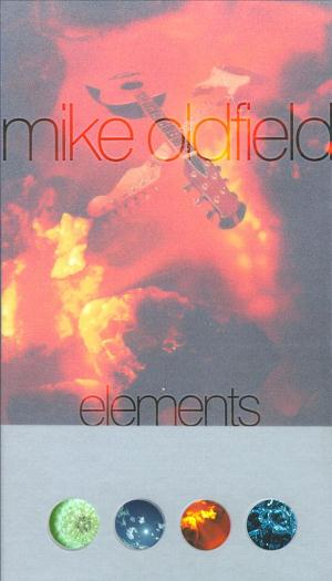 Mike Oldfield - Elements: 1973-1991 CD (album) cover