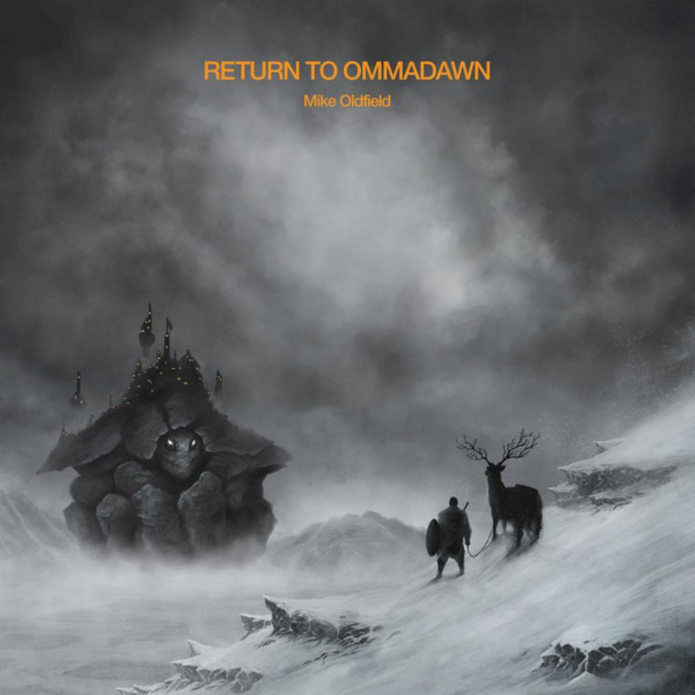 Mike Oldfield - Return To Ommadawn CD (album) cover