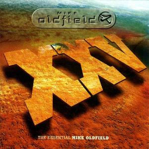 Mike Oldfield XXV - The Essential Mike Oldfield album cover