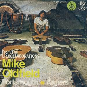 Mike Oldfield - Portsmouth CD (album) cover