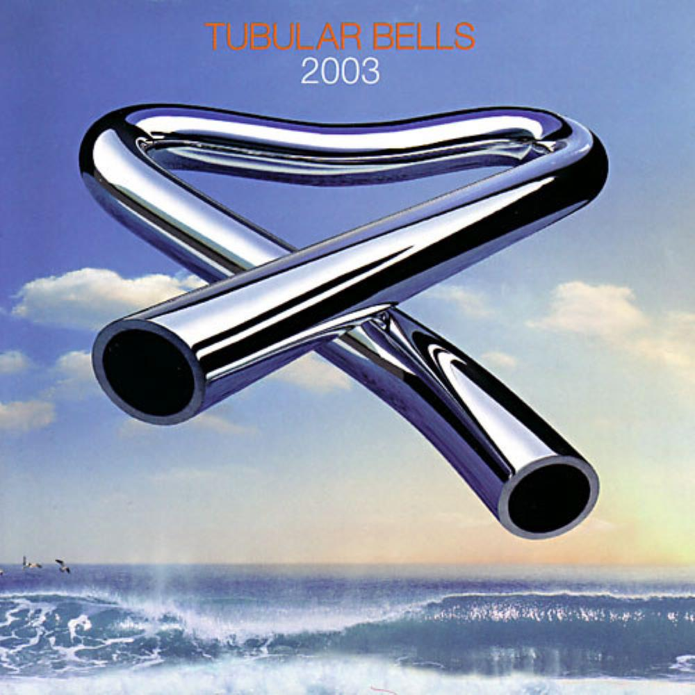Tubular Bells 2003 by OLDFIELD, MIKE album cover