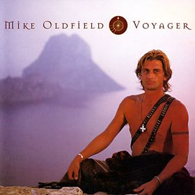 Mike Oldfield Voyager album cover
