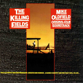 Mike Oldfield The Killing Fields album cover