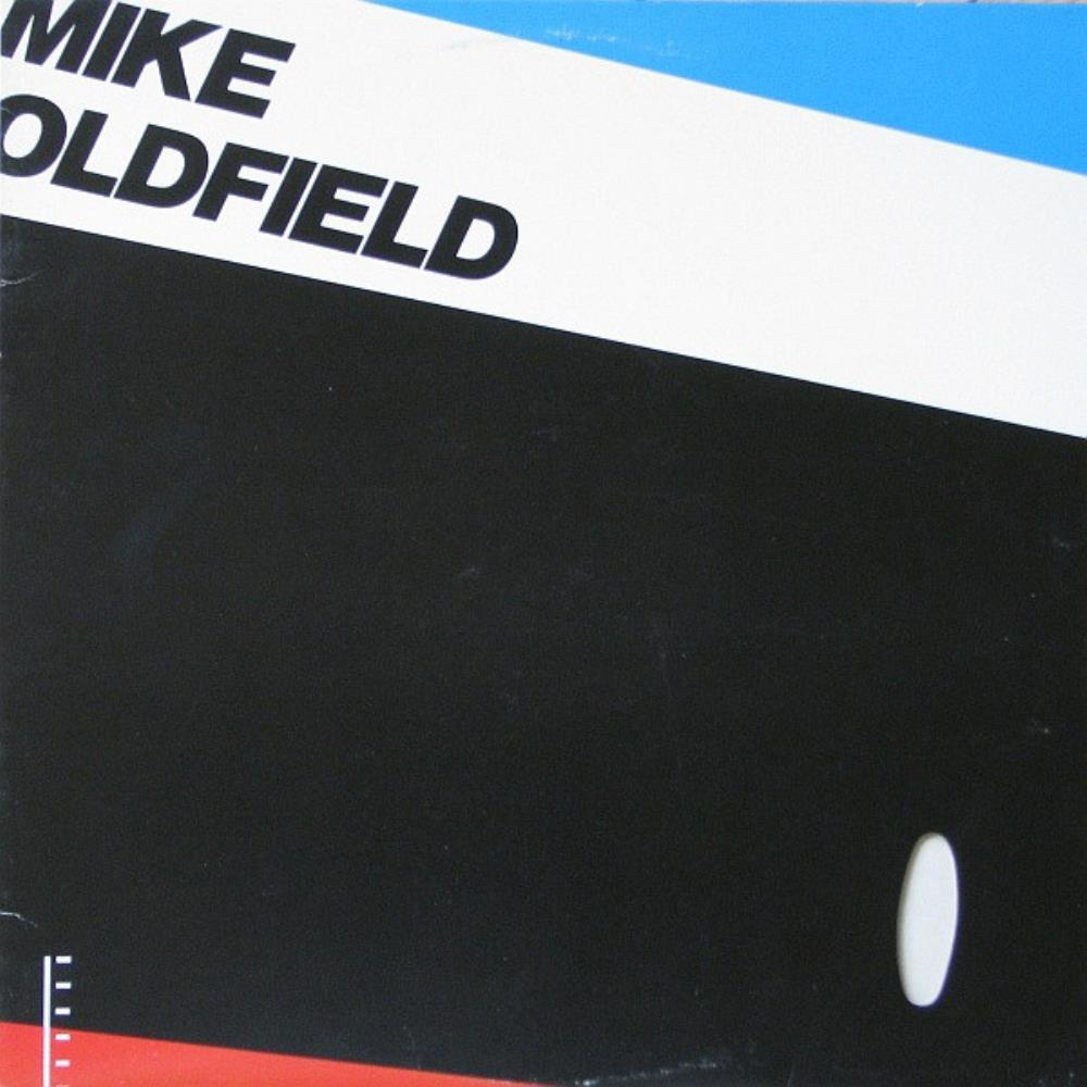 Mike Oldfield - Q.E.2 CD (album) cover