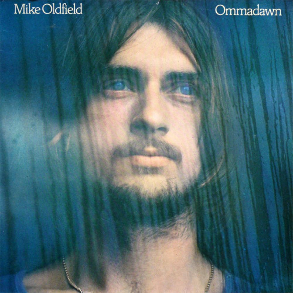 Mike Oldfield Ommadawn album cover