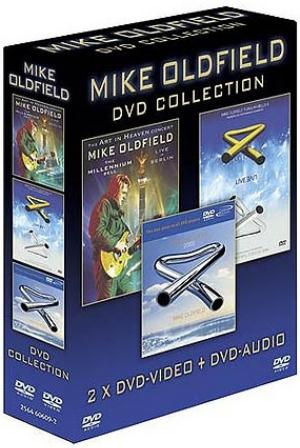 Mike Oldfield DVD Collection album cover