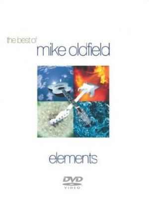 Mike Oldfield - Elements - The Best Of (DVD) CD (album) cover
