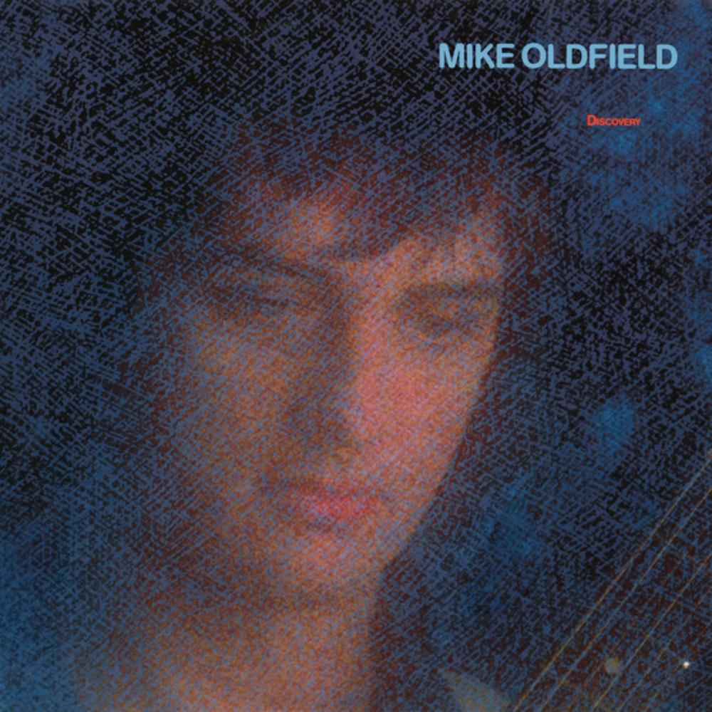 Mike Oldfield - Discovery CD (album) cover