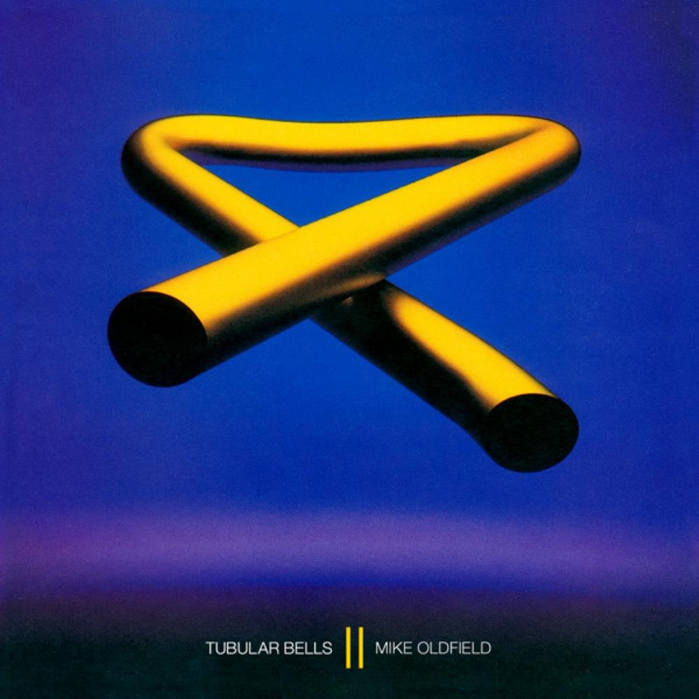 Mike Oldfield Tubular Bells II album cover