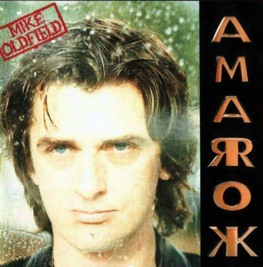 Amarok by OLDFIELD, MIKE album cover