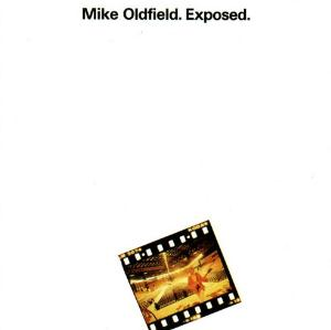 Mike Oldfield - Exposed CD (album) cover