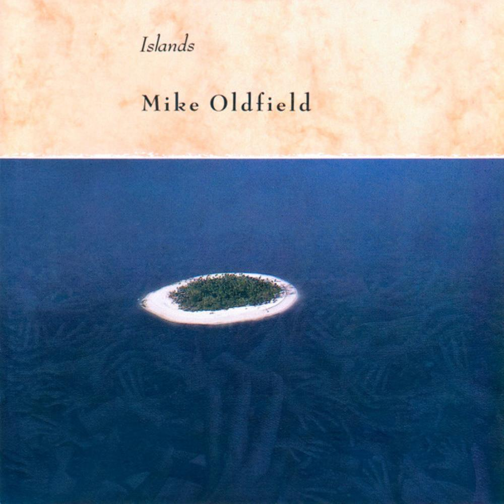 Mike Oldfield Islands album cover