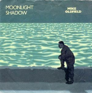 Moonlight Shadow by OLDFIELD, MIKE album cover