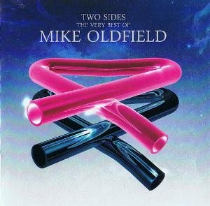 Mike Oldfield Two Sides: The Very Best of Mike Oldfield album cover