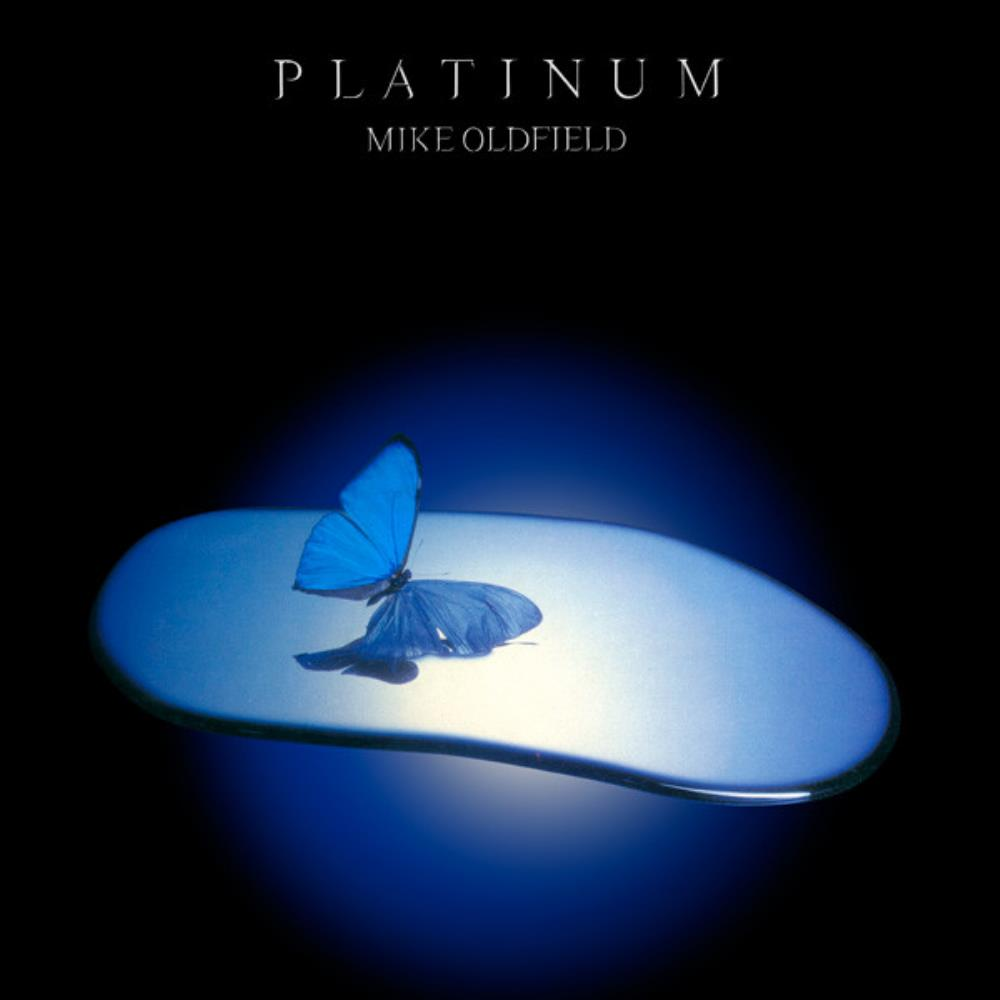 Platinum by OLDFIELD, MIKE album cover
