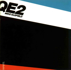 Mike Oldfield Q.E.2  album cover