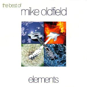 Mike Oldfield - Elements: The Best of Mike Oldfield CD (album) cover