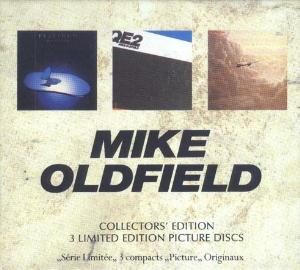 Mike Oldfield - Collector's Edition Box II CD (album) cover