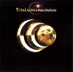 Mike Oldfield - Tr3s Lunas  CD (album) cover