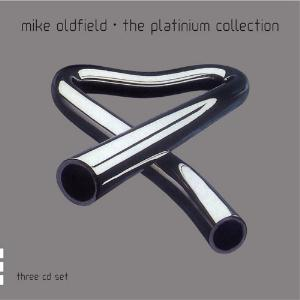 Mike Oldfield The Platinum Collection album cover