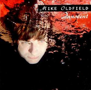 Mike Oldfield Innocent album cover