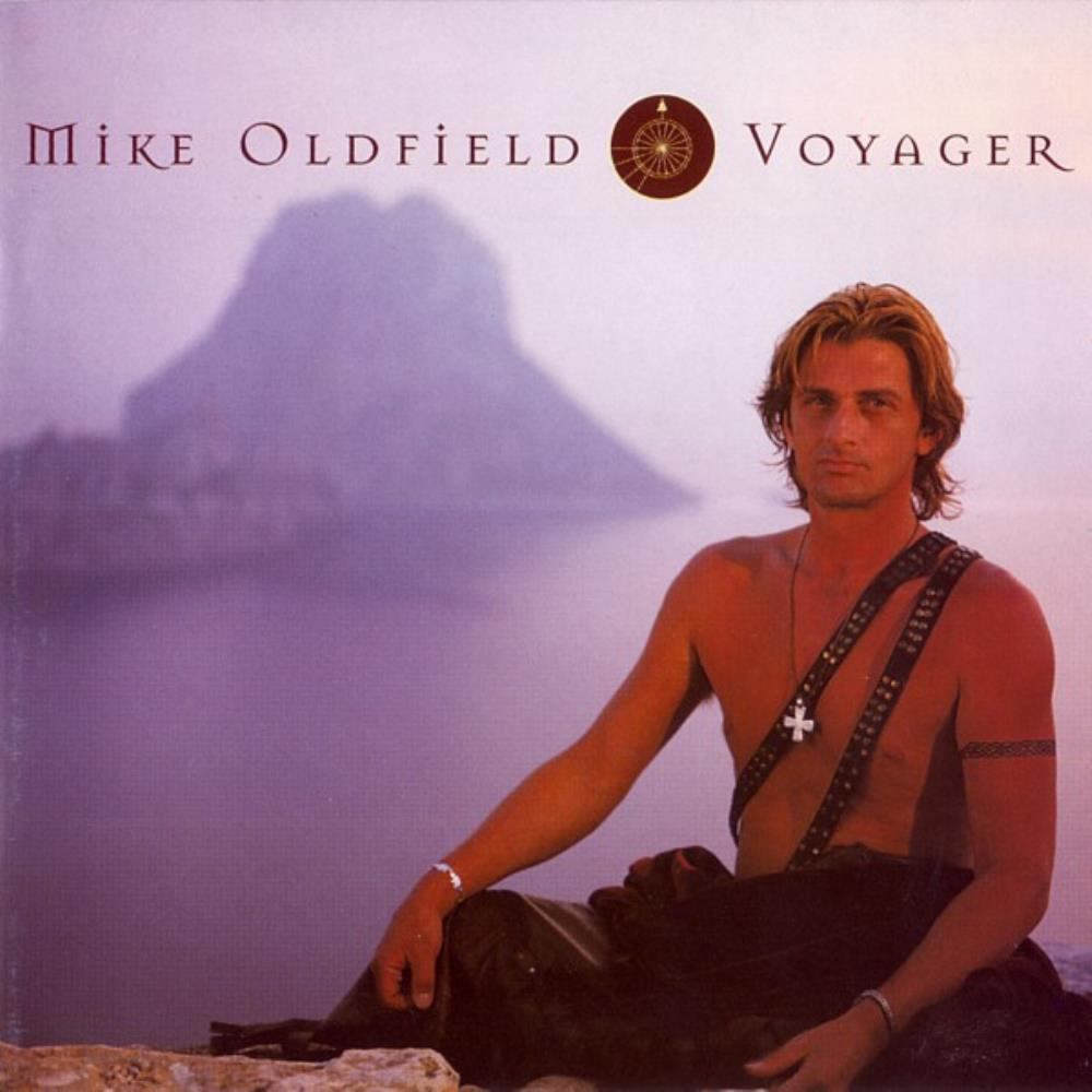 Voyager by OLDFIELD, MIKE album cover