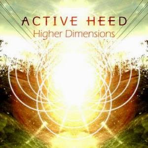 Active Heed - Higher Dimensions CD (album) cover