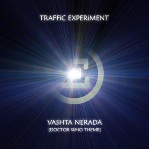 Traffic Experiment - Vashta Nerada [Doctor Who Theme] CD (album) cover