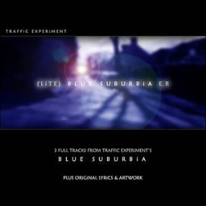 Traffic Experiment (Lite) Blue Suburbia album cover