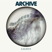 Archive - Lights CD (album) cover