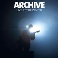 Archive Live At The Zenith album cover