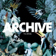 Archive - Noise CD (album) cover
