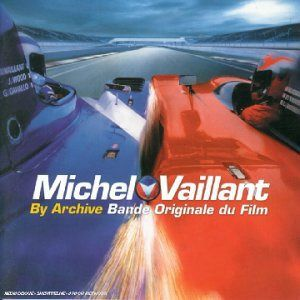 Archive Michel Vaillant (Bande originale du film) album cover