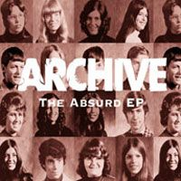 Archive The Absurd album cover