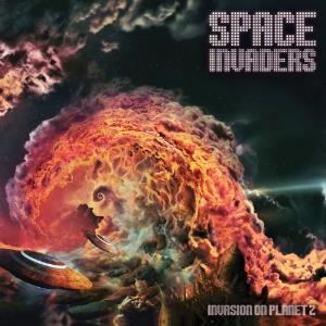 Invasion On Planet Z by SPACE INVADERS album cover