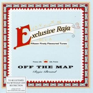 Off The Map by EXCLUSIVE RAJA album cover