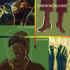 Simon McKechnie From My Head To My Feet album cover