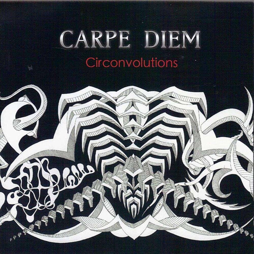 Circonvolutions by CARPE DIEM album cover