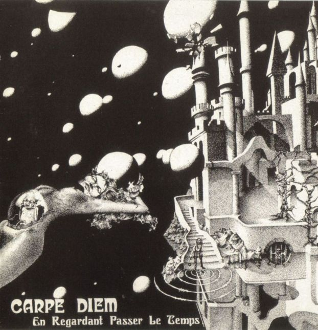 Carpe Diem - En Regardant Passer le Temps CD (album) cover