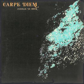Carpe Diem - Cueille le Jour CD (album) cover